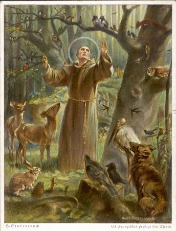st francis of assisi feast day