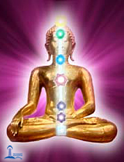 Gautama Buddha, chakras and the eightfold path