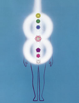 chakras are a beacon of light
