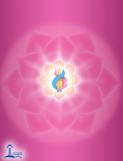 Your Divine Spark - the threefold flame in the heart chakra