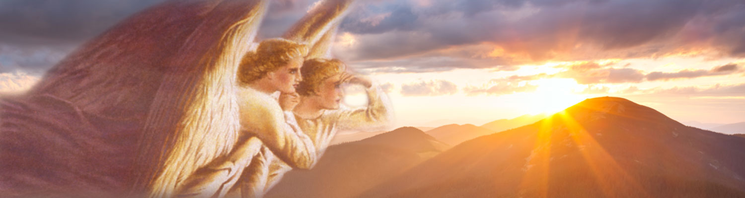 Archangel Jophiel and Christine