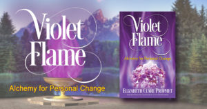 Violet Flame - Alchemy for Personal Change book