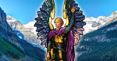 Archangel Michael and Faith