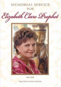 Memorial Service for Elizabeth Clare Prophet - DVD
