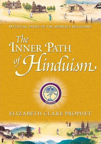 The Inner Path of Hinduism - DVD (Mystical Paths series)