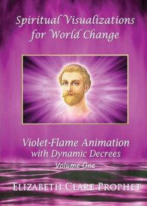 Violet Flame Visualizations for World Change Vol. 1 - DVD