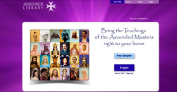 Ascended Master Library For All Devices