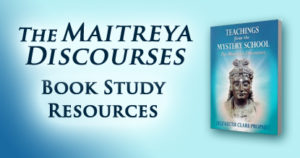 Maitreya Discourses book study resources